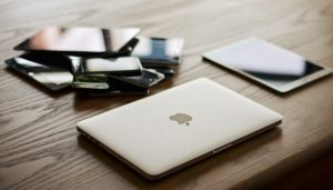 Phones, Tablets and Macbook
